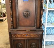 BTV antique cabinet