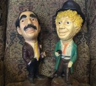 BTV groucho and harpo