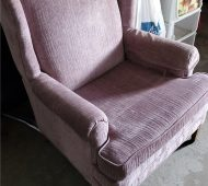 HP pink chair