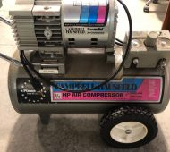 Barre air compressor