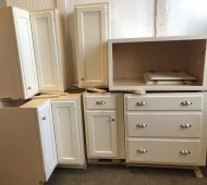 BTV kitchen cabinets