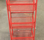 Will Metal Rolling Rack