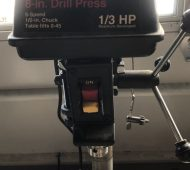 BTV drill press