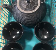 BTV tea set