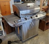 HP grill