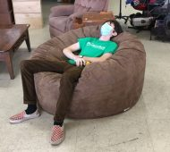 Will beanbag chair