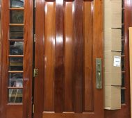 Will mahogany door