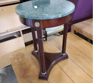 HP gorgeous round table