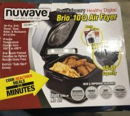 Will air fryer