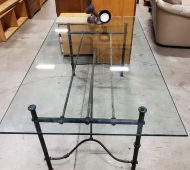 Will glass table