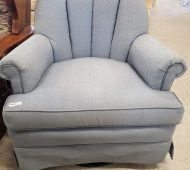 Will gray chair